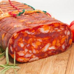 Spianata piccante salami pikantne